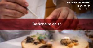Cozinheiro de 1ª - Holanda