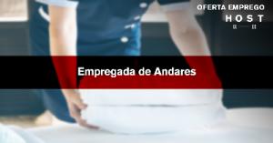 Empregado(a) de Andares - Estoril